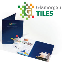 Glamorgan Tiles advertising